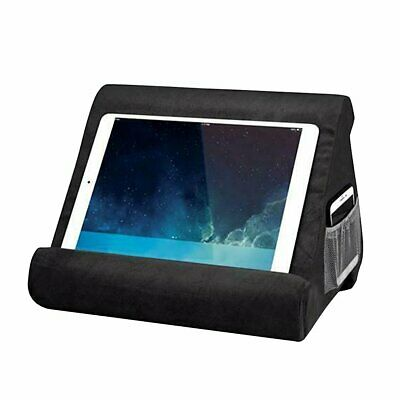 Multi-Angle Soft Pillow Lap Stand Tablet Phone Holder For IPad Tablet Phone AU Q