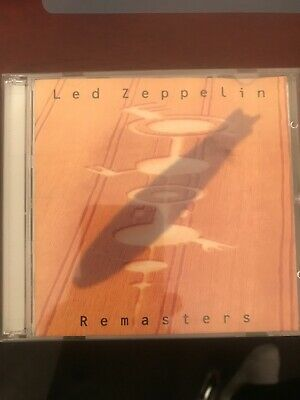 Led Zeppelin Remasters [Remaster] by Led Zeppelin (CD, Sep-1997, 2 Discs,...