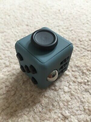 Fidget Cube Children Special Adults Stress Anxiety Relief Desk Fiddle Toy ADHD