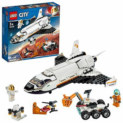 LEGO City Mars Research Shuttle Space Toy 60226