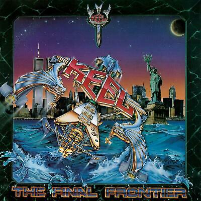 Keel - The Final Frontier CD ALBUM  NEW(15THNOV)