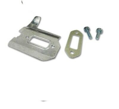 MUFFLER, GASKET, COOLING PLATE & BOLTS For STIHL TS 410