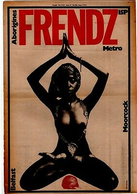 Frendz / Frends Magazine No 3 (31) June 4 1971