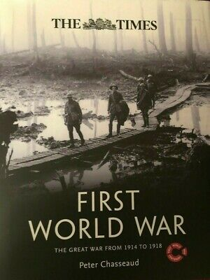 Peter Chasseaud's 'First World War' - The Times
