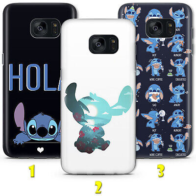 LILO STITCH 3 OHANA DISNEY SAMSUNG LG HTC HUAWEI phone Case Cover Plasti Silicon