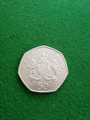 2013 Christopher Ironside 50p Coin - Fifty Pence Piece Circulated.