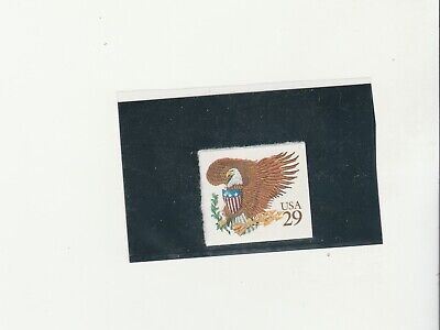 Scott # 2595  US Eagle & Shield  M/NH  O/G  Booklet