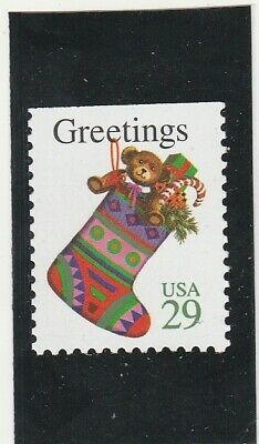 Scott # 2872 A  US Christmas   M/NH  O/G   Booklet