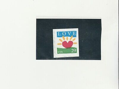Scott # 2813  US Love  M/NH  O/G  Booklet