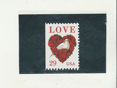 Scott # 2814   US Love  M/NH  O/G  Booklet