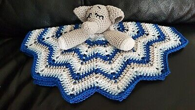 Crochet Pattern: Baby Comforter: Beginner Crochet (Animal Crochet ... | 225x400