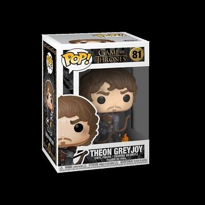 Funko - POP TV: Game Of Thrones - Theon w /Flaming Arrows Brand New In Box