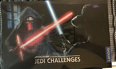 Brand New Star Wars Jedi Challenges AR Headset With Lightsaber