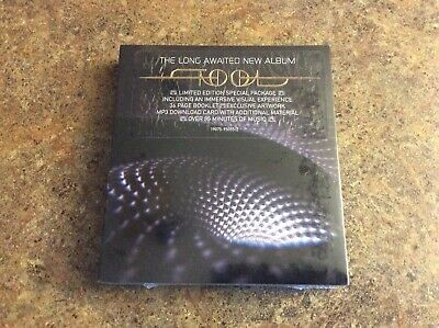 Tool Fear Inoculum limited edition package cd hd screen IN HAND ready to ship