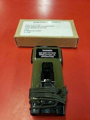 Fedcap FRS/MS-2000M Military Distress Strobe Light W/IR Beacon
