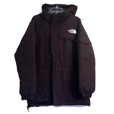 The North Face Mens Goose Down Filled Winter Outdoors Ski Parka Hood Size Large