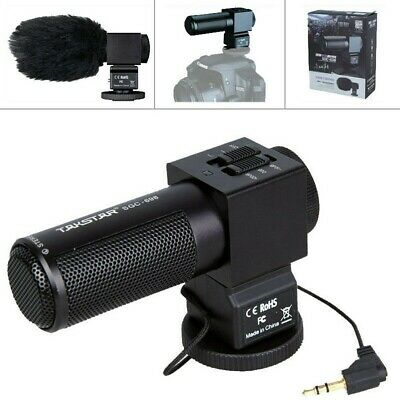 Takstar SGC-698 Photography On-camera Interview Microphone For Sony Camcorder DV