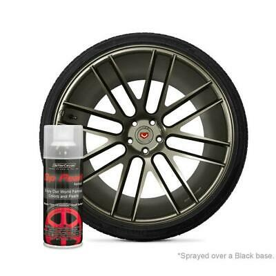 DYC Raw Titanium Plasti Dip Pearl Removable Rubber Coating Aerosol