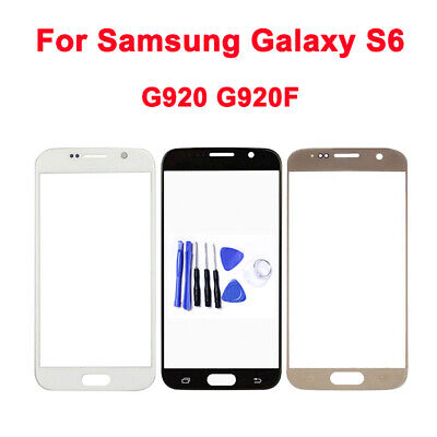 Replacement Touch Screen Digitizer Front Glass For Samsung Galaxy S6 G920 G920F