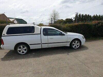 Ford Falcon Ute, 2005, BA. Not Holden, Toyota,Nissan