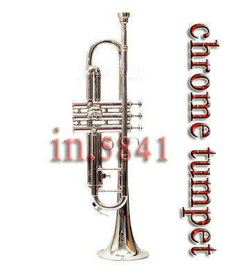 """HALLOWEEN SPECIAL TRUMPET_NEW""""STUDENT_Bb_SILVER-FINISH-MARCHING^CONCERT-BAND"""