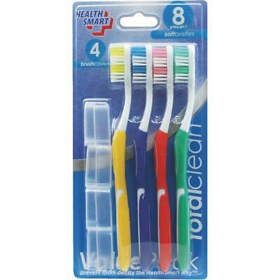 Health Smart Value Pack Soft Toothbrush Kit  Pack of 36