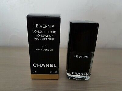 Vernis à ongles CHANEL  538 Gris Obscur