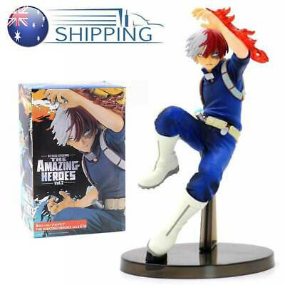 My Hero Academia Todoroki Shoto Figure Todoroki  Shouto Collecible Model Toy AU