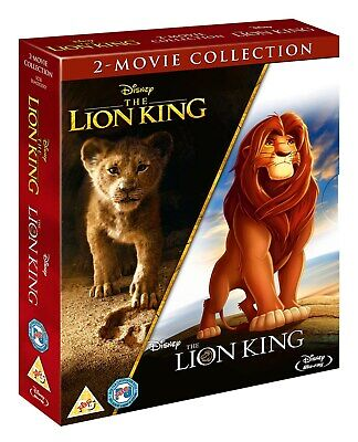 The Lion King: 2-movie Collection [Blu-ray] RELEASED 18/11/2019
