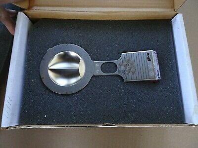 """FIKE SRL RUPTURE DISC STAINLESS SIZE 2in, 2"""" SST 46.69 PSI @ 550F high temp"""