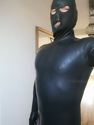 Rubber Suit Full Coverage  - 100% Rubber Coverage - Poss Gay Interest XL