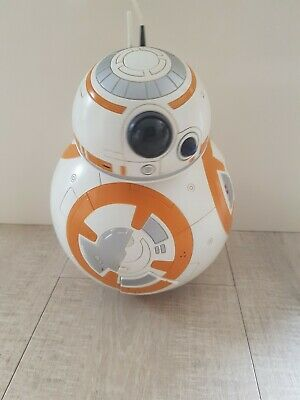 Star Wars BB8 Interactive Talking Robot Disney Store