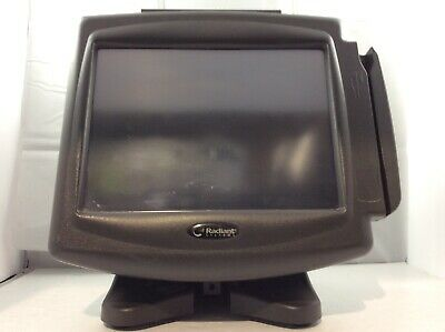 Radiant Systems P1220 POS Touchscreen Terminal - CW