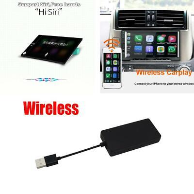 Wireless Adapter Dongle CarPlay for Apple iOS Android Car navigation Player