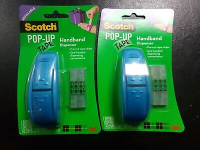 Scotch pop- up tape 3M  hand dispenser Refillable