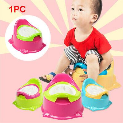 2019 Potty Training Toilet Seat Baby Portable Toddler Chair Kid Girl Boy Trainer