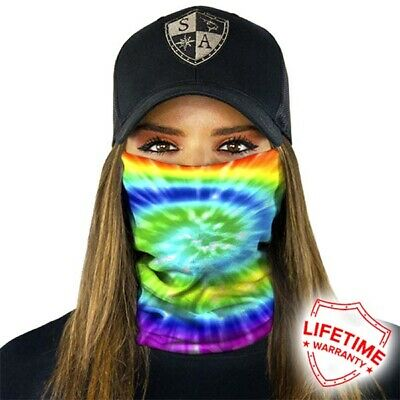 SportTech Thermal Fleece Face Shield Mask Fish Riding Skiing Hunting *SINISTER*