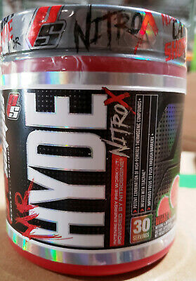 ProSupps MR HYDE NITRO X 30 Servings Pre-Workout Pick Flavor Expedited Shipping