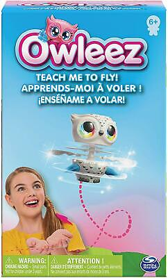 New Owleez White Interactive Flying Pet Owl Toy fast shipping Brand New In Box