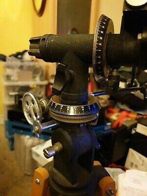Towa GEM mount and tripod - Vintage Japanese-made