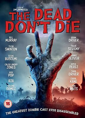 The Dead Don't Die [DVD] RELEASED 18/11/2019