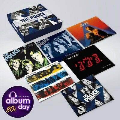Every Move You Make: The Studio Recordings - The Police (Box Set) [CD]