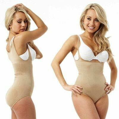 Low price as removed from box Belvia Shapewear Slimming Bodysuit Black XL