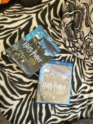 Harry Potter Complete 8-film Collection (blu-ray Disc 2011 8-disc Set)