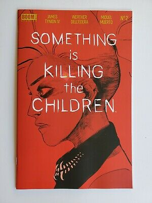 SOMETHING IS KILLING THE CHILDREN #2 Cover A First Print Boom Studios NM Unread!