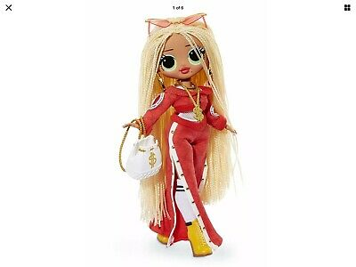 L.O.L. Surprise! O.M.G. LOL SWAG Fashion Doll with 20 Surprises - OMG New 2019