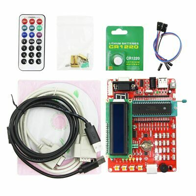 Microcontroller Development Board 16F877A Experiment And Learning PIC Tutorials