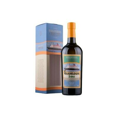 Transcontinental Rum Line Guadeloupe 2014  Bottled 2017 Coffret