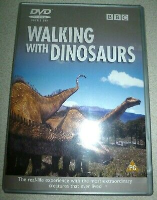 Walking With Dinosaurs - The Complete BBC TV Series (2 DVDs + booklet)