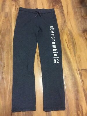 Abercrombie Kids Girls Tracksuit Bottom Size XL (16)